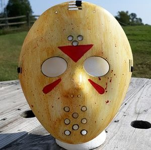 Custom Made Friday 13th Jason Voorhees Mask